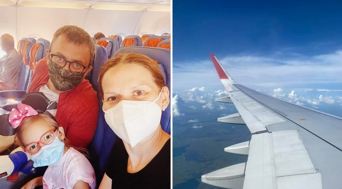 As people fly around Europe at the height of the coronavirus: the history of the Siberian