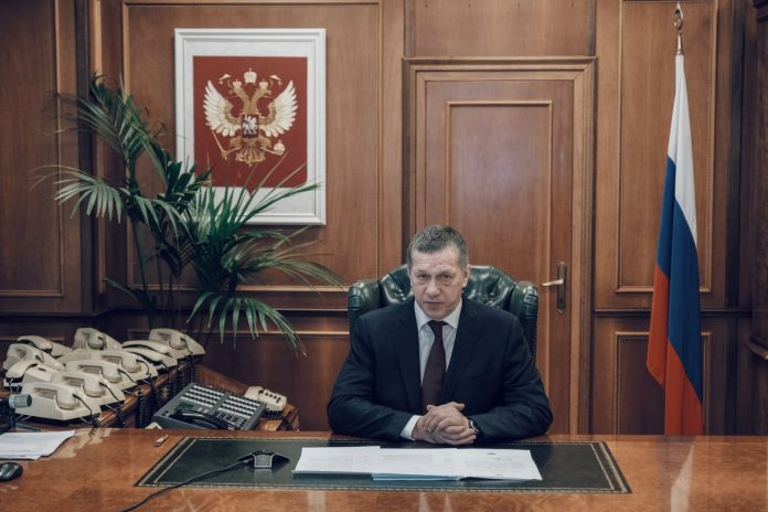 Deputy Prime Minister Yuri Trutnev became infected with the coronavirus