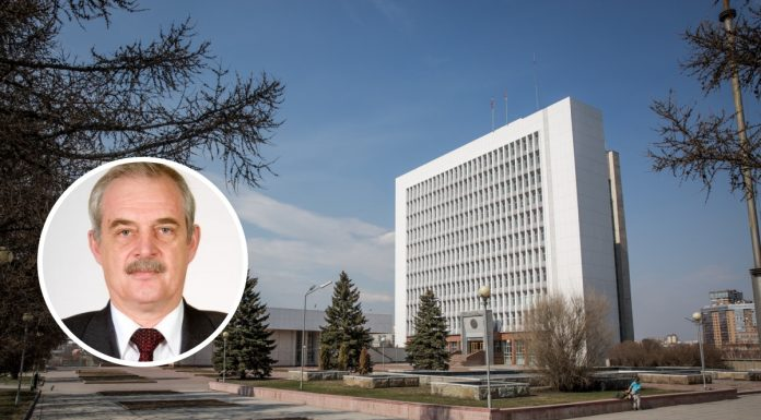 From kovida died, the former Deputy of Novosibirsk legislative Assembly and Director of the plant