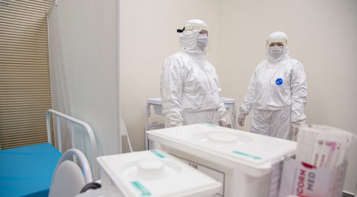 In July coronavirus payments received 9.5 thousand Novosibirsk medical