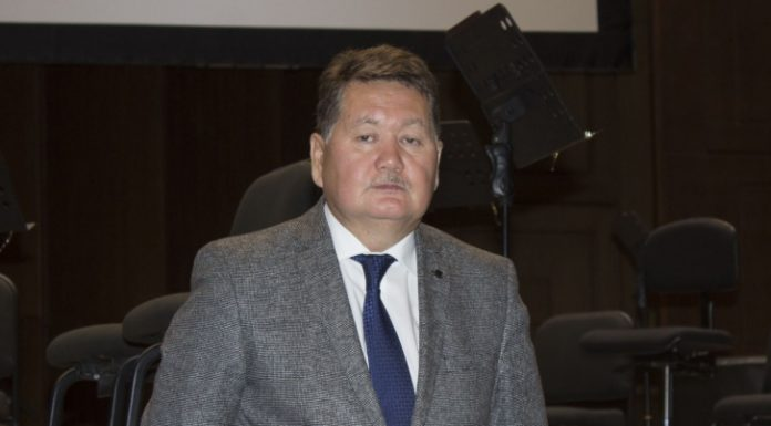 Retired General Director of the Novosibirsk Philharmonic society