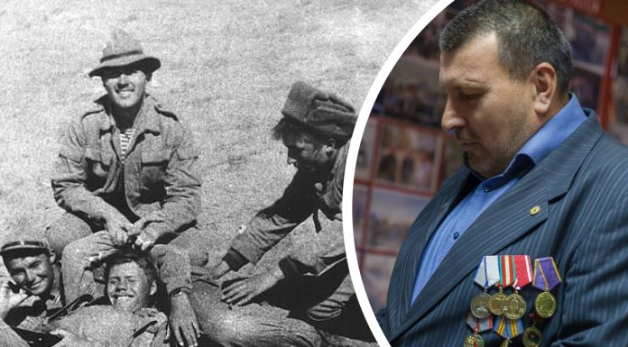 Survivors. The story of a paratrooper from the legendary 9th company — where and how he lives now (it has been 32 years)