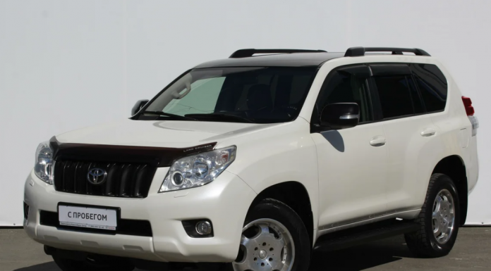 """Want """"land cruiser Prado"""" and fresher: the top 5 most cheap 150's """"Predkov"""" on sale"""