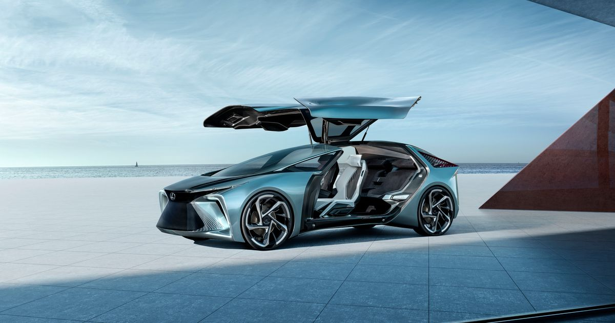 Car Manufacturer Lexus Reveals High Profile Electric Car By The Year 2030 The Global Domain News