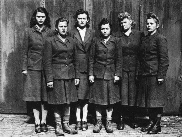 Elfriede Huth: the only accomplice of the Nazis, which was deported from the United States
