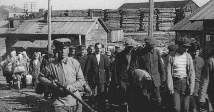 How Hitler planned to free the prisoners of the Gulag
