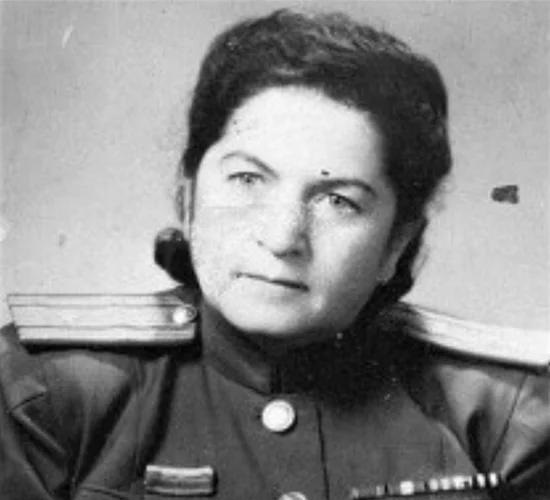 Maria Fortus: the fate of Soviet scout, which twice shot