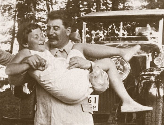 Stalin's daughter and other descendants of the leaders of the USSR, who fled to the West