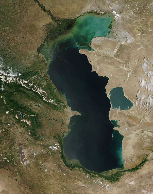 The Caspian, Aral, Dead: why these lakes are called seas