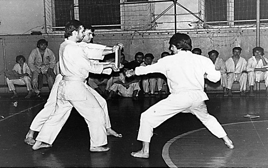 Valery Gusev: the only coach in the Soviet Union, who was jailed for karate