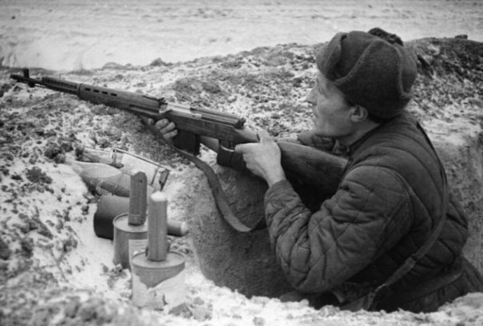 What the red army did not like the Soviet grenade RPG-40