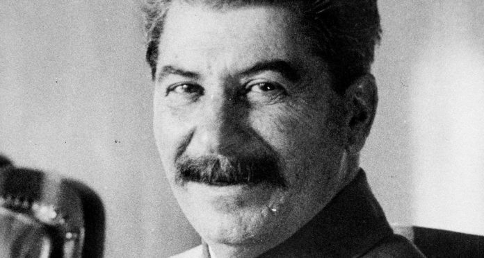 Who was the man, which Stalin did not fly on airplanes