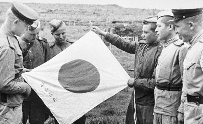 Why Japan accused the Soviet Union of treason in 1945