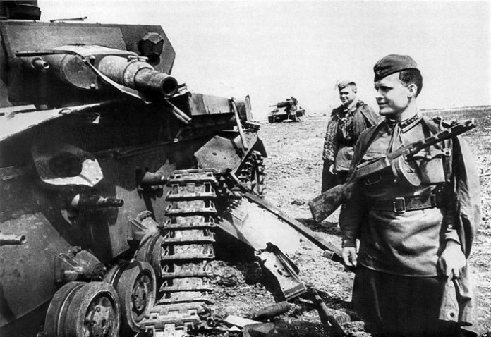 3 of the most incredible fight of red army with German tanks