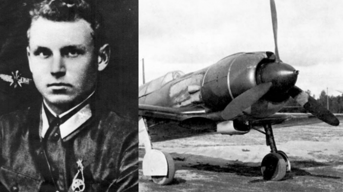 9 German planes in one battle: a unique record of Alexander Gorovets