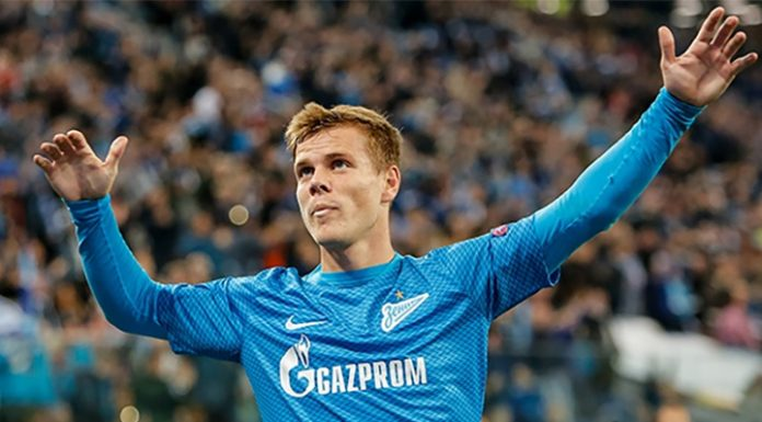 """Alexander Kokorin: I will wait for the official position of """"Zenit"""""""