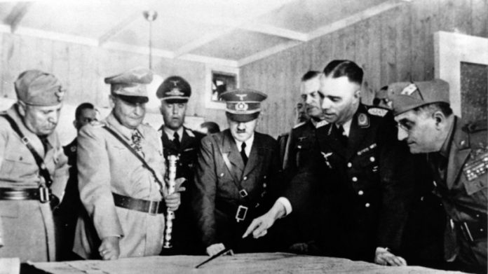 As Hitler's war with Yugoslavia changed the course of the great Patriotic
