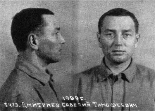 As Soviet corporal Savely Dmitriev tried to kill Stalin