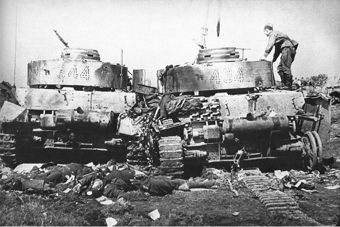 Bobruisk boiler: how the Red Army destroyed the favorite part of Hitler
