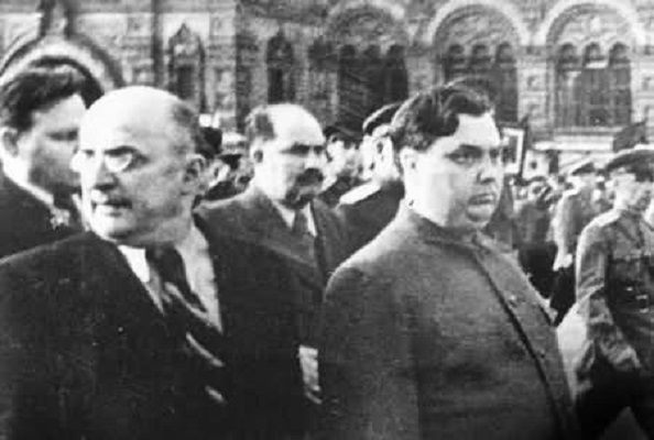 Bogdan Kobulov: to whom Stalin and Beria were assigned the dirty work