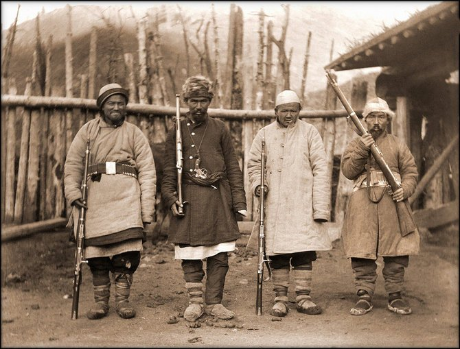 Chinese bandits in Russian Empire: why among them were many Russian
