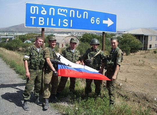Could the 58th army to take Tbilisi in August 2008