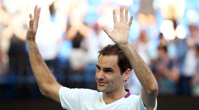 Federer in five sets winning the ticket to the semifinals of the Australian Open