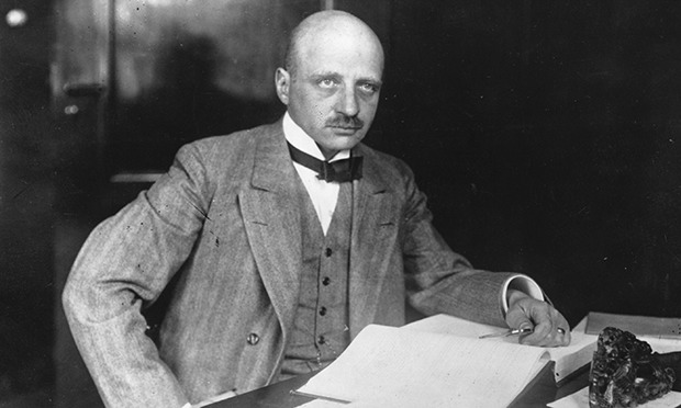 Fritz Haber: why is the