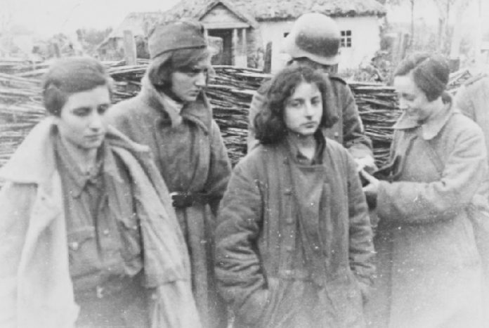 How to survive Soviet women in German captivity