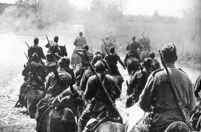 Kaa cavalry helped the red Army to defeat Hitler