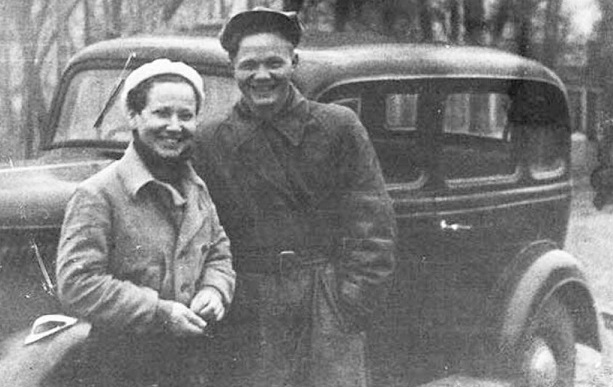 Love PPE: what Abakumov was put in a GULAG daughter-in-law of Khrushchev