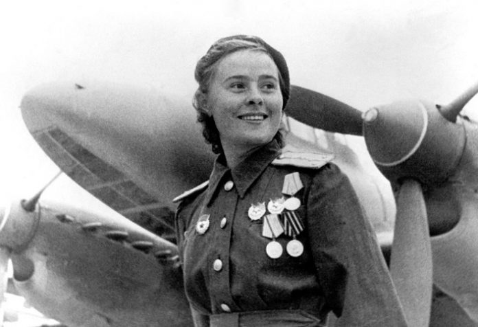 Lydia Litvyak: pilot ACE who shot down 16 German planes