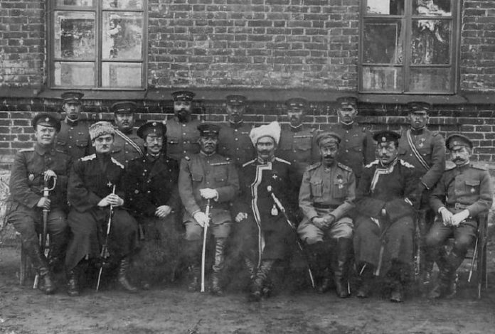 Makkaveisky dungeon: how many people there were executed the Cossacks of ataman Semenov