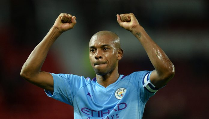 Manchester city have signed Fernandinho