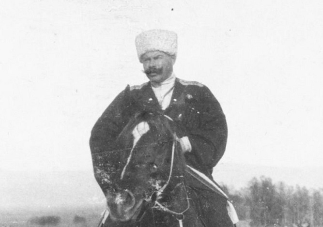 Nikolai Babies: both died of the best cavalry of Baron Wrangel