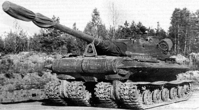 Object 279: why the Soviet Union created the