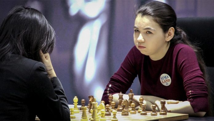 Russian goryachkina retained fourth place in FIDE rankings
