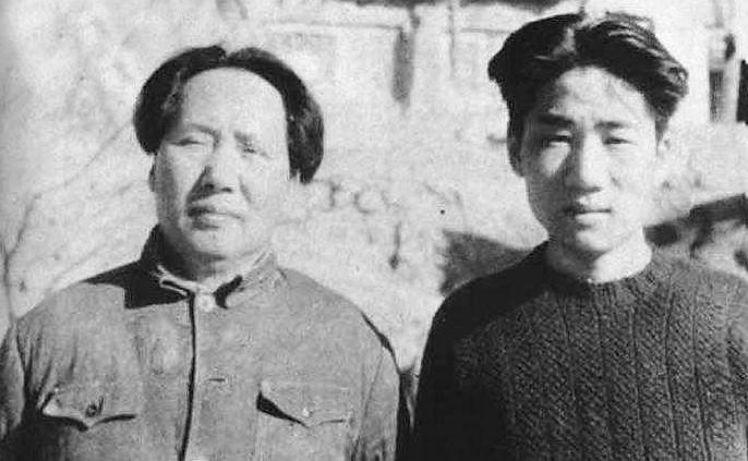 Serge Anying: as the son of Mao Zedong fought with the Germans in the great Patriotic