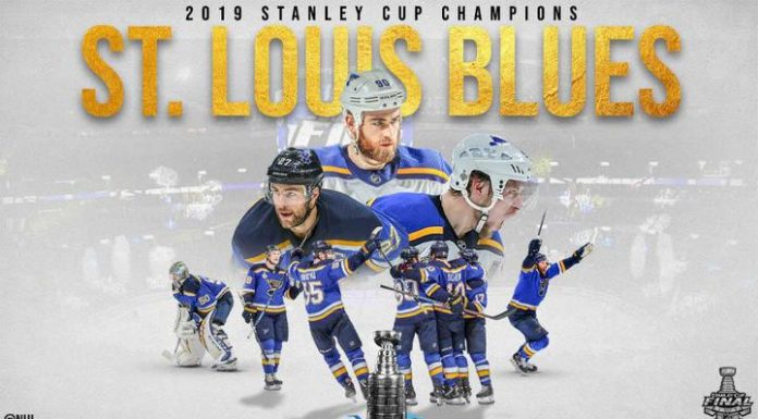 """""""St. Louis"""" in overtime beat """"calgary"""""""