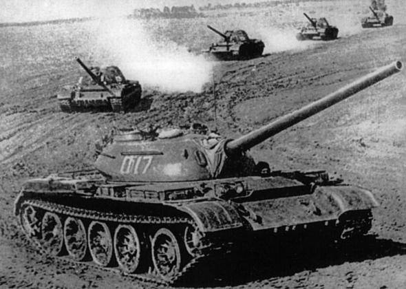 T-55: why NATO was so afraid of the Soviet supertanka