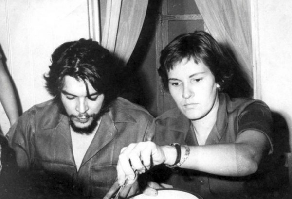 Tanya-partisan: who was the last love of Che Guevara