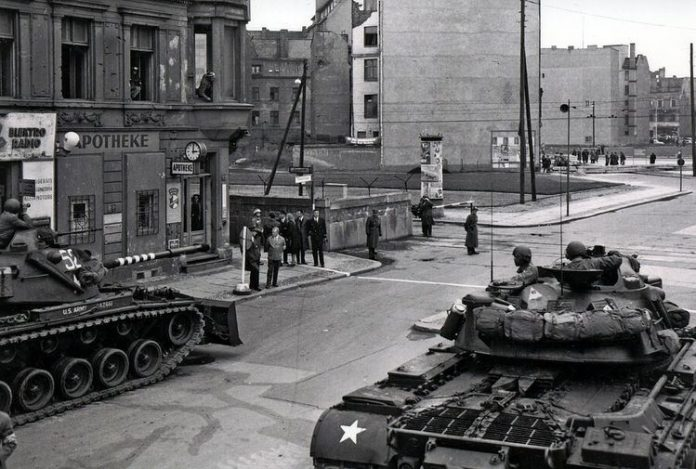 The Berlin crisis: how the tankers almost started world war III