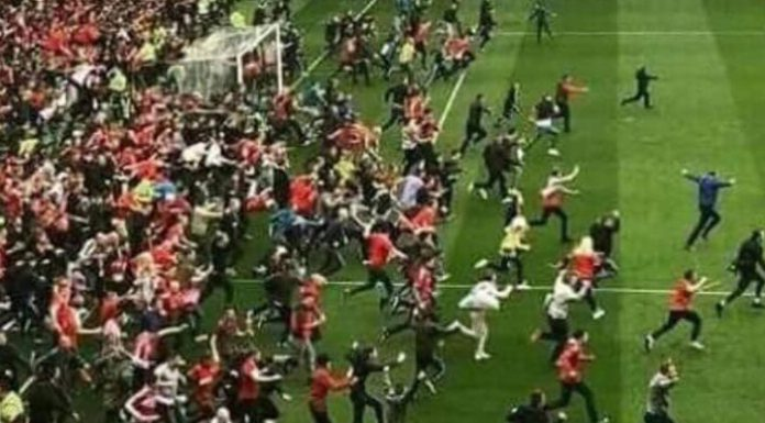 """The house of the Vice-President of """"Manchester United"""" were attacked by fans"""