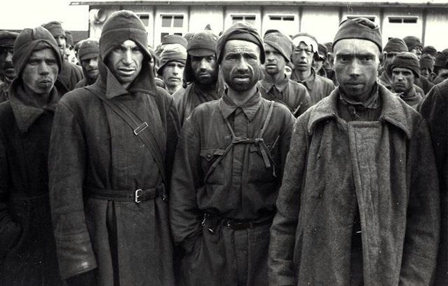 The largest uprising of Soviet prisoners in Nazi concentration camps