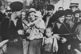 The liberation of Korea from the Japanese: what's the charge against the red army