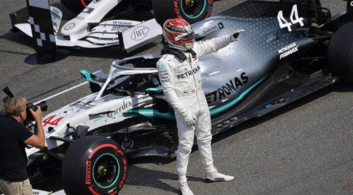 """The Mercedes team is not going to leave the championship """"Formula 1"""""""