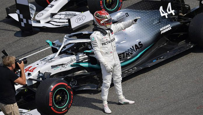 The Mercedes team is not going to leave the championship