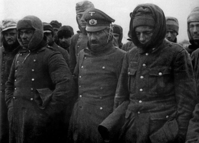 The Stalingrad cauldron: what I wrote in the diaries of German soldiers