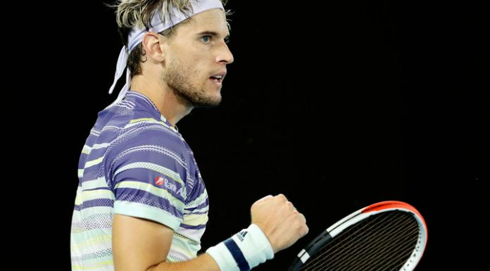 Tim beat Zverev and for the first time in his career he reached the final of the Australian Open