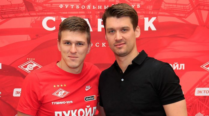 """Two sevens: Sobolev decided on the room in """"Spartacus"""""""